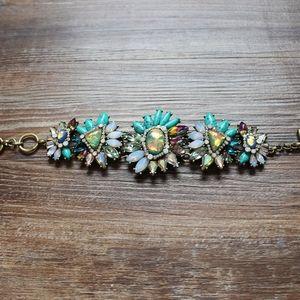 Bora Bora Statement Toggle Bracelet